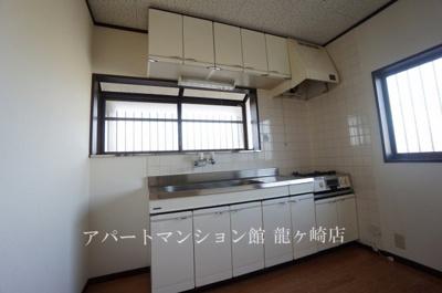 【キッチン】ロイヤルコーポB棟