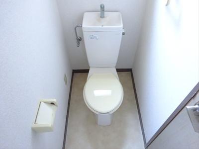 【トイレ】セカンドアベニューヴィル