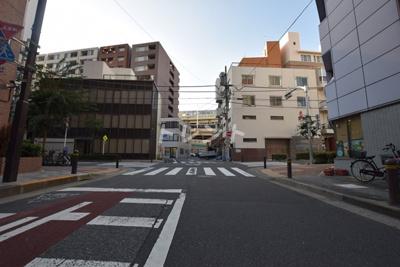 【周辺】デリード日本橋箱崎