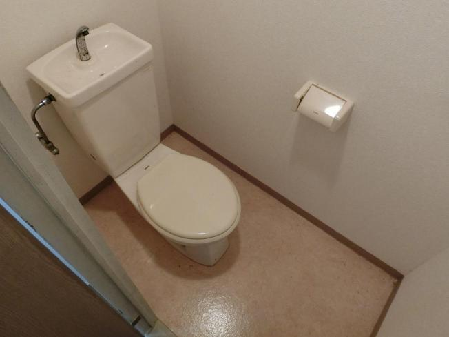 アネックス太子堂 トイレ