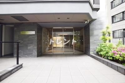 【エントランス】パティオスクエア御茶ノ水