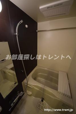 【浴室】グランディーノ早稲田