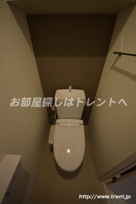 【トイレ】グランディーノ早稲田