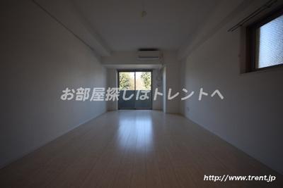 【居間・リビング】グランディーノ早稲田
