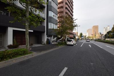 【外観】グランディーノ早稲田