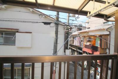 【展望】刀根山6丁目テラスハウス
