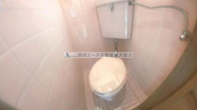 【トイレ】灰塚2丁目貸家