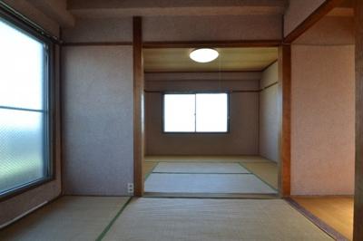 【寝室】小島マンション