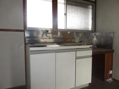 【キッチン】第一宮の谷荘