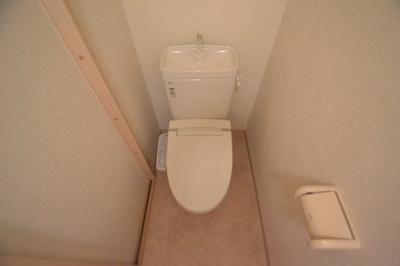 【トイレ】サンビルダー美野丘