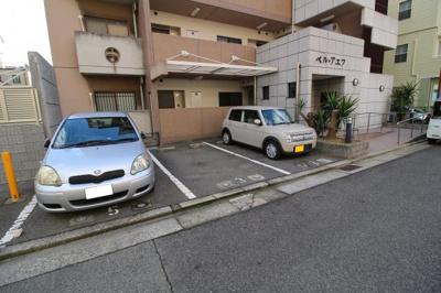 【駐車場】ベル・アエフ