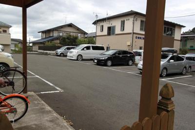 【駐車場】コンフォートブラウニー