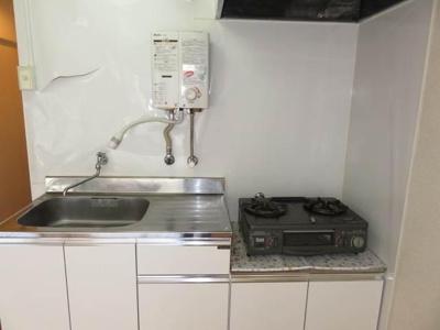 【キッチン】宮崎台ハイツ