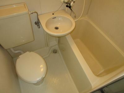 【浴室】スカイハイツ大日
