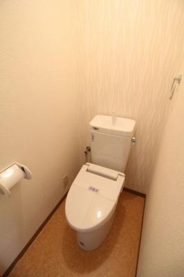 【トイレ】ロイヤル板宿