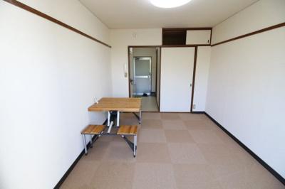 【寝室】パークサイドマンション