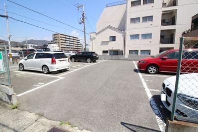 【駐車場】パークサイドマンション
