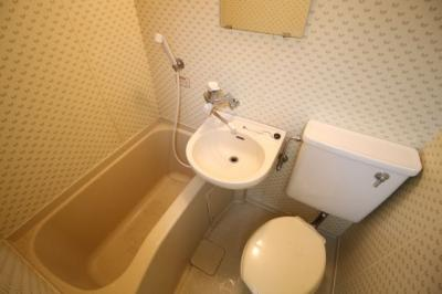 【浴室】パークサイドマンション