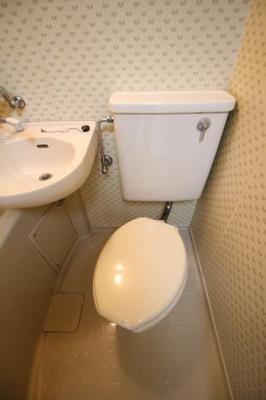 【トイレ】パークサイドマンション