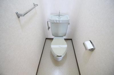 【トイレ】レジデンスエイト