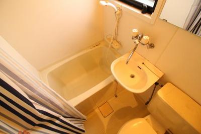 【浴室】ハウスグナーデ