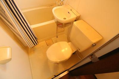 【トイレ】ハウスグナーデ