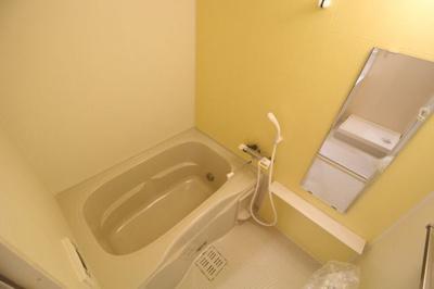 【浴室】メゾンベールひじりの杜