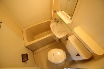 【浴室】ハイツ宮川