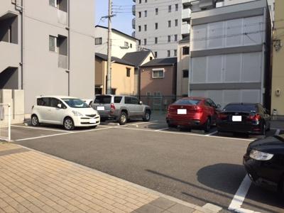 【駐車場】堀川邸