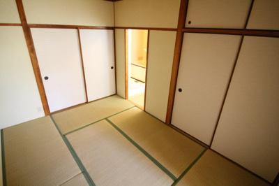 【和室】須磨寺ハイツ 西棟