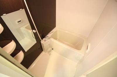 【浴室】デコール神戸Ⅱ