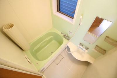 【浴室】トミヤマハイツ