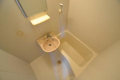 【浴室】藤山ハイツ