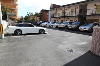 【駐車場】パレス仙台