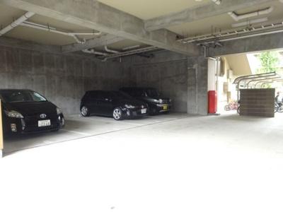 【駐車場】キングマンション鷺洲