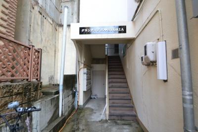 【エントランス】グランディア六甲STORIA