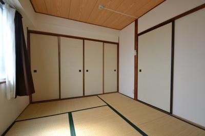 【寝室】グランディア六甲STORIA