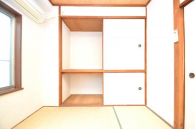 【収納】ホワイト・マンション