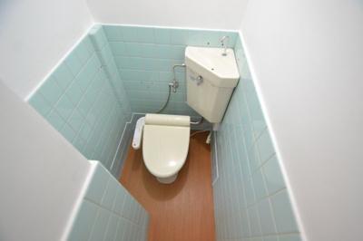 【トイレ】睦マンション