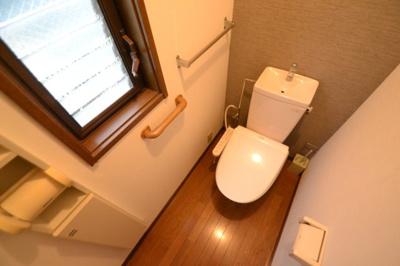【トイレ】灘北通7丁目2-14戸建