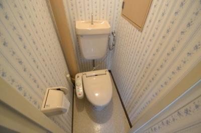 【トイレ】甲南灘コーポラス