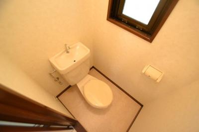 【トイレ】ポレール灘
