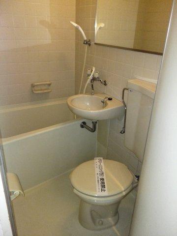 3点ユニット トイレ