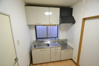【キッチン】清水ハイツ