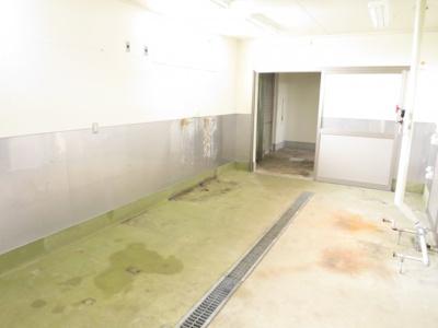 【内装】市原市平成24年築作業所・倉庫・事務所