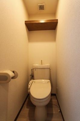 【トイレ】第十二ショ-ケ-ビル