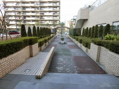 【外観】ライオンズマンション仙台堀川公園 5階 67.12平米