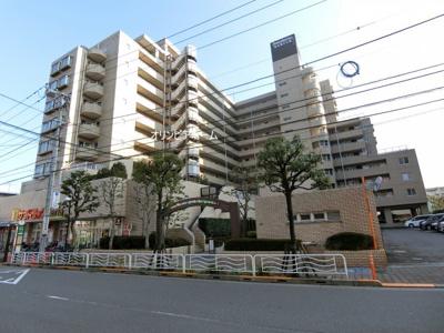 【外観】ライオンズマンション仙台堀川公園 3階 リノベーション済