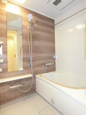 【浴室】ライオンズマンション仙台堀川公園 3階 リノベーション済