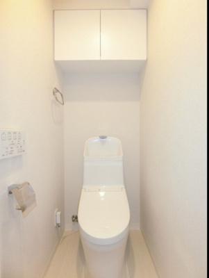 【トイレ】ライオンズマンション仙台堀川公園 3階 リノベーション済